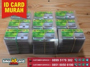 percetakan id card murah