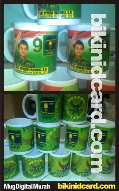contoh mug digital murah - mug souvenir partai