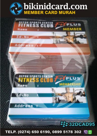 bikin member card murah jogja