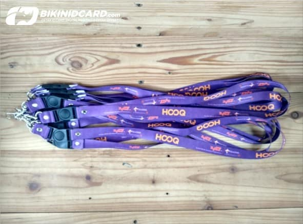 bikin Lanyard full color murah