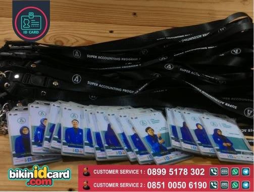 Harga cetak id card perusahaan - Contoh id card perusahaan