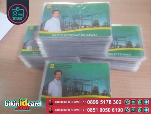 Harga cetak kartu identitas murah - Contoh kartu identitas
