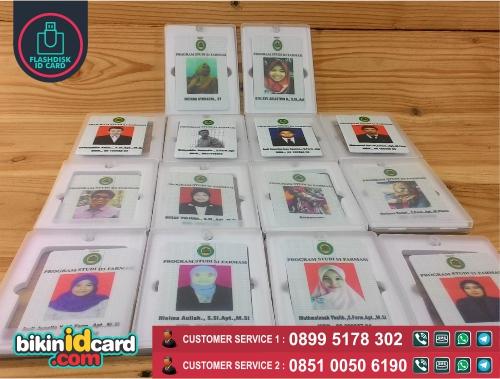HARGA CETAK USB KARTU MURAH - Contoh cetak usb kartu