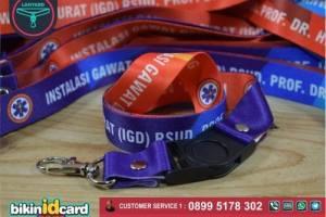 Tempat Pembuatan Tali ID Card Murah