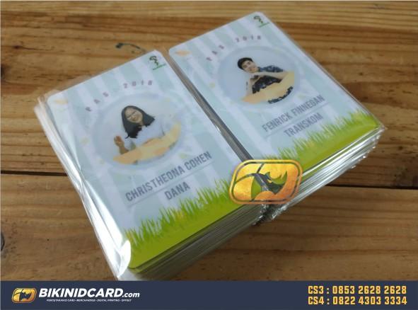 Desain Id Card Panitia