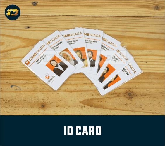contoh id card karyawan pabrik
