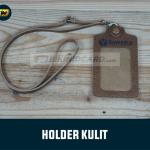 Holder ID Card Kulit