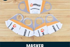 Masker Full Print