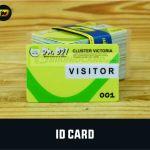 Kartu visitor