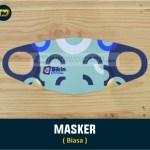 Bikin Masker Scuba Printing