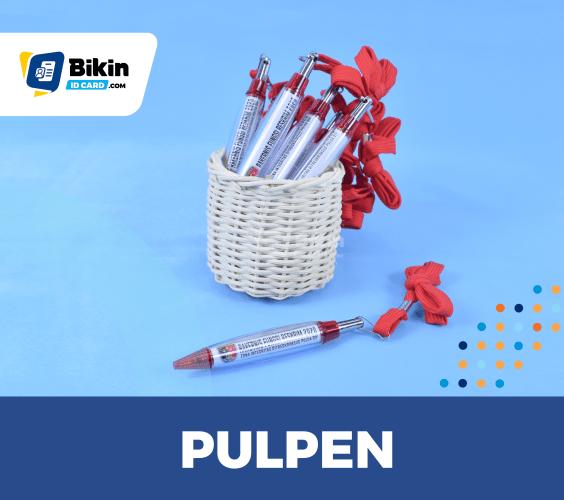 Souvenir Pulpen Custom