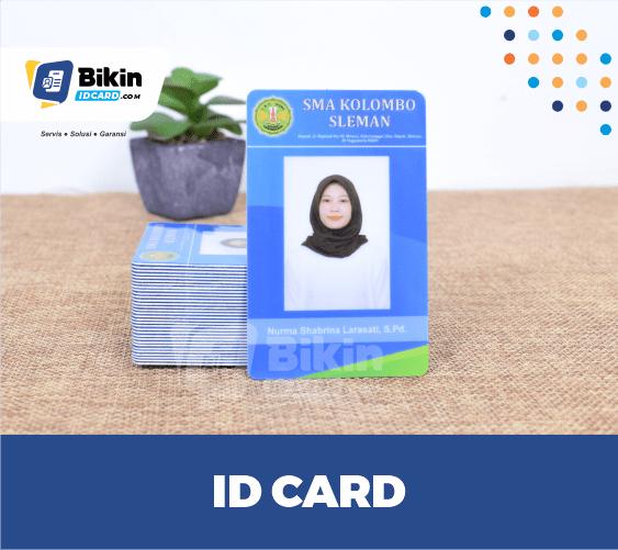 id card keren