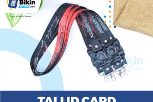 Tali ID Card Satuan