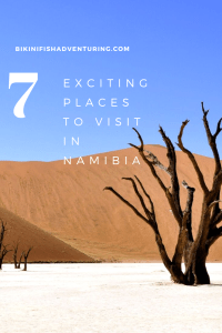 7 Exciting places to visit in Namibia