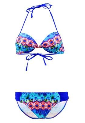 Maillot de bain Enfant Lolita Angels 2 Pièces Balconnet Playa Link PamPam Multicolore - Couleurs - MULTICOLORE
