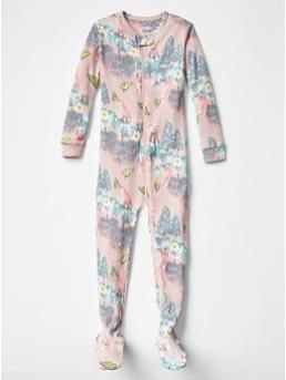 Gap forest footed sleep one piece