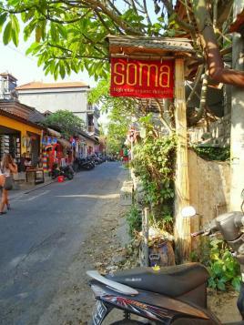 Soma Raw Food Cafe
