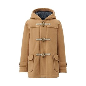 Uniqlo Kids Fleece Duffle Coat
