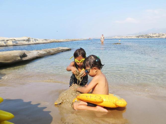 Tatlisu Beach North Cyprus