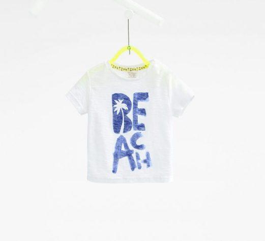 zara boys tshirt