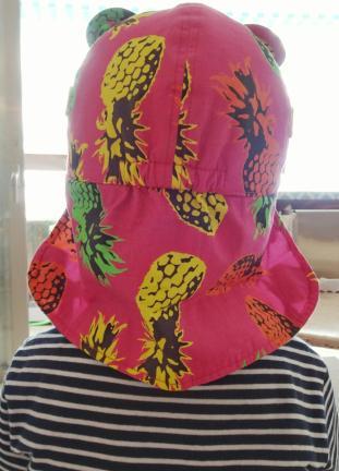 Little Hot Dog Watson kid's Hats