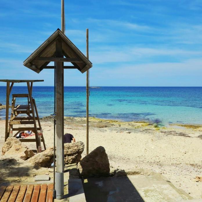 colonia de sant jordi - love island Majorca