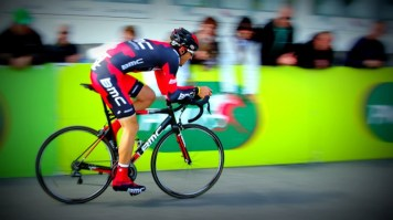 BMC rider Steve Morabito during final time trial at Tour de Romandie in Crans-Montana, Switzerland, april 29 2012.
