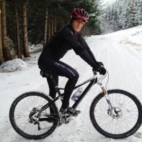 """Bike à Ovronnaz. Qui a dit qu'un 29"""" avait l'air trop grand?"""