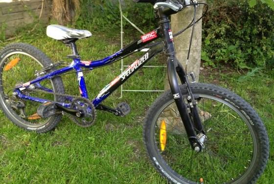 La diète express du vélo d'enfant