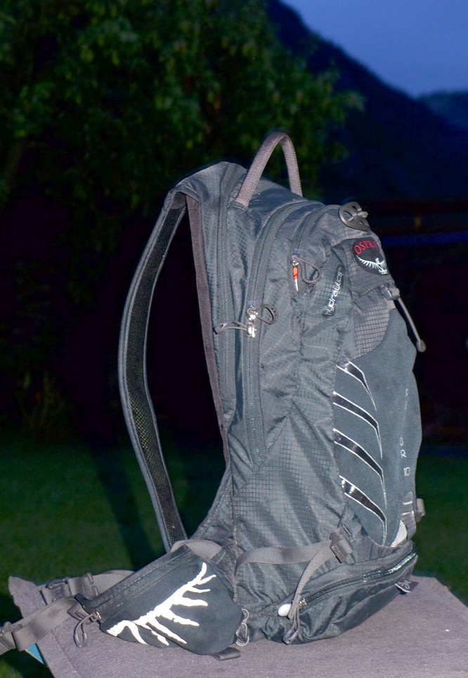 Test - Osprey Raptor: le sac à dos idéal