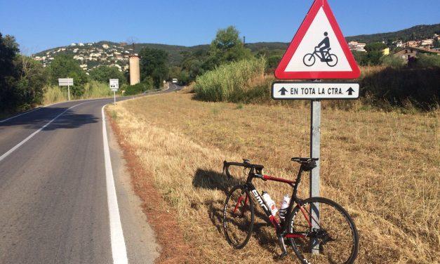 Vélo en Valais: l'accueil c'est important, surtout sur la route…
