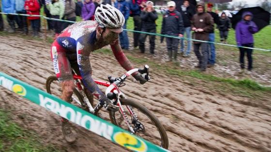 Cyclocross: Julien Taramarcaz prolonge avec son équipe actuelle