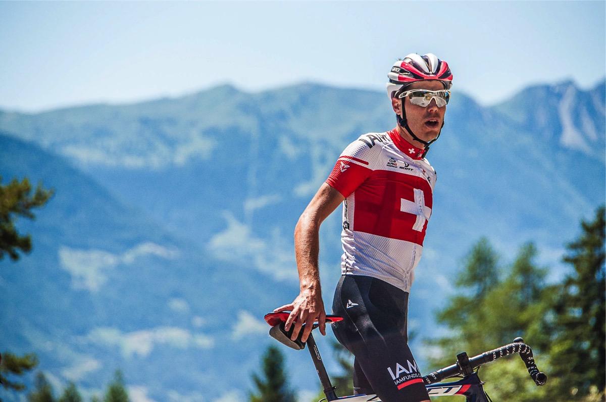 Jonathan Fumeaux: «IAM Cycling entend encore jouer les premiers rôles»
