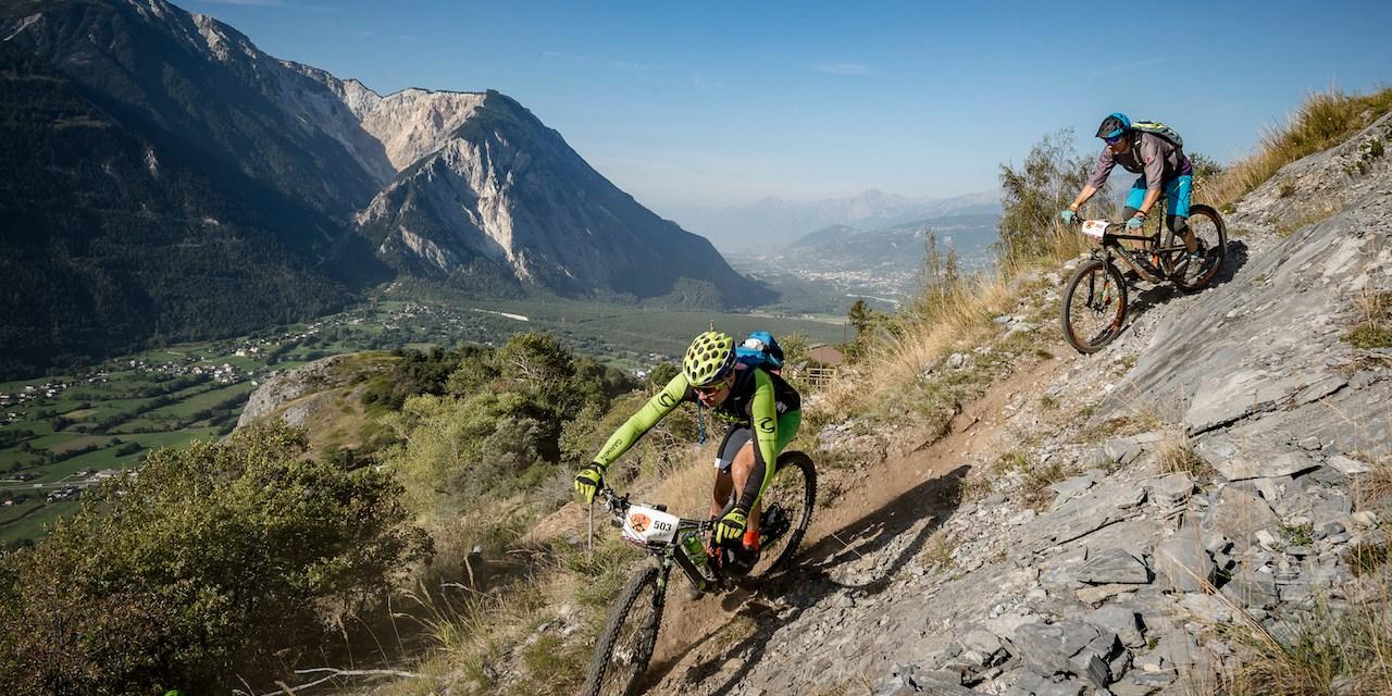 Swiss Epic: les images de Loèche-les-Bains
