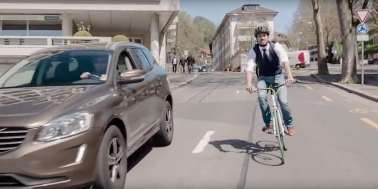 Plus de 50 % des accidents de vélo ne sont pas causés par les cyclistes eux-mêmes