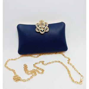 1 22 300x300 - Blue Color Evening Clutch Bag for women ... ff5b955aeaa08