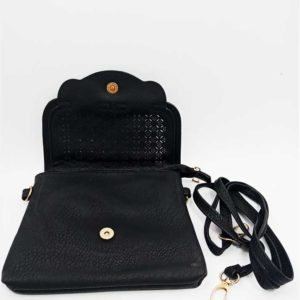 edf4197c9a79 3 45 300x300 - Black Color Cross Body small size Bag for Women ...