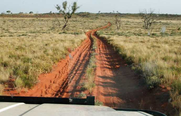 4X4 4WD Canning Stock Route