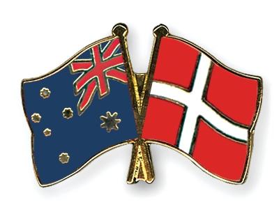 Dansk i Australien