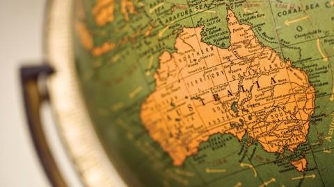 GPS i Australien