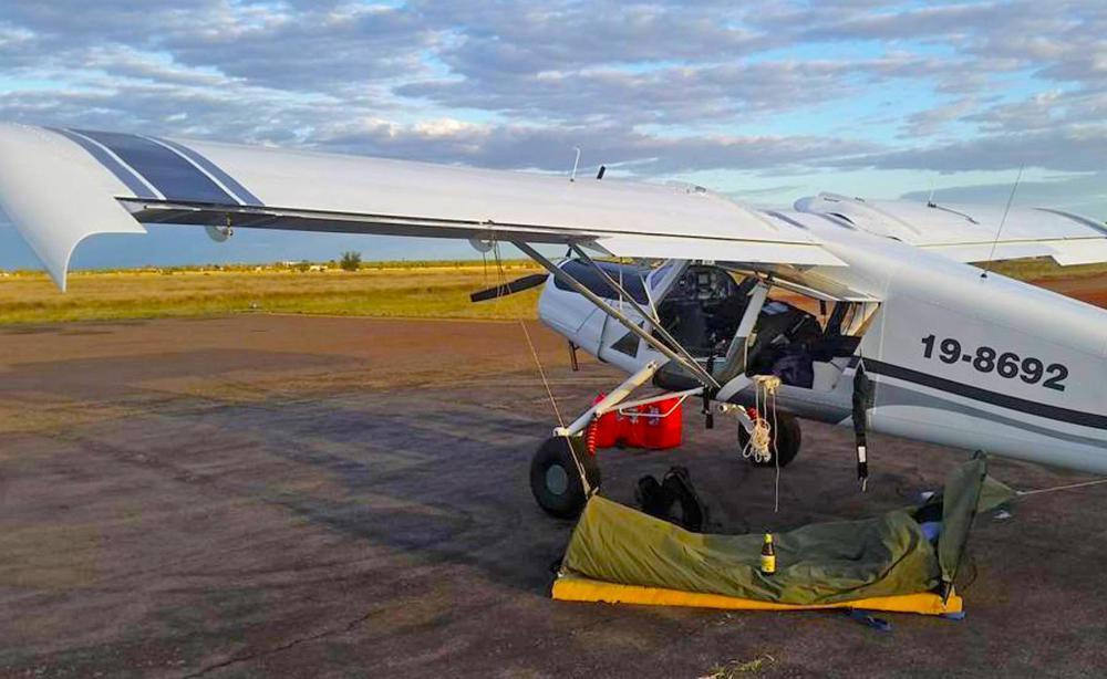Flyv rundt i Australien