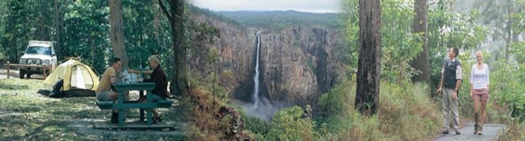 Wallaman Falls i det nordlige Queensland