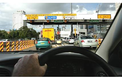 Tolls - vejafgift