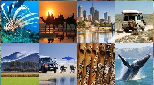 TOP10 i Australien