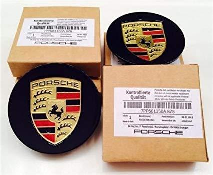 Porsche centrumkåpor