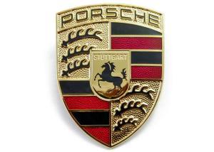 porsche logo emblem