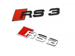 audi rs3 emblem