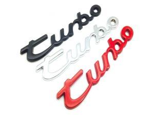 Porsche turbo emblem