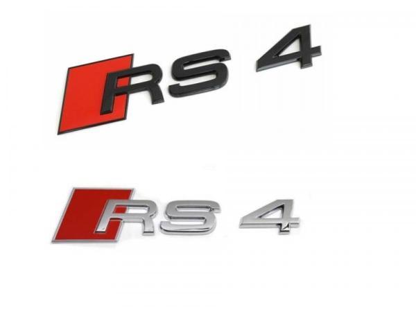 audi rs4 emblem