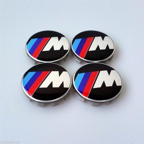 bmw m logo centrumkåpor